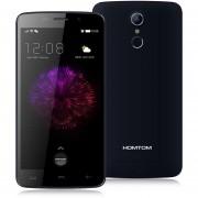 Celular HOMTOM HT17 5.5inch HD Android 6.0 Smartphone MT6737 Quad Core 13.0MP Cámaras Touch ID - Azul Oscuro