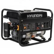 HHY3000F Hyundai Generator de curent electric , putere maxima 3000 wati , motor Hyundai , rezervor 15 l , 230 V