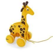 Brio dra längs giraff 30200
