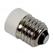 Redukcia na žiarovku z E27 na E14