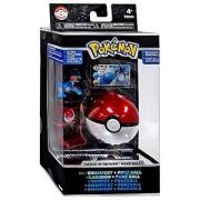 Pokemon Trainer's Choice Catch n Return Pokeball Swampert & Poke Ball Figure Set