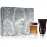Dolce & Gabbana The One for Men lote de regalo I. eau de toilette 50 ml + bálsamo after shave 75 ml