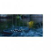 Fantana arteziana plutitoare cu iluminare LED Oase Water Starlet