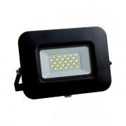 OPTONICA SMD PREMÍUM LED REFLEKTOR / 10W / Fekete / nappali fehér / FL5881
