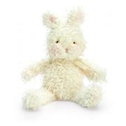 Bunnies By The Bay Shaggy Hoppy Bunny Plush Toy, Cream