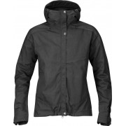 FjallRaven Skogsö Jacket Women - Black - Freizeitjacken S