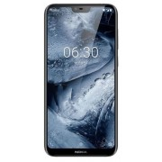"Telefon Mobil Nokia 6.1 Plus, Procesor Octa-Core 1.8GHz, IPS LCD Capacitive Touchscreen 5.8"", 4GB RAM, 64GB Flash, Camera Duala 16+5MP, Wi-Fi, 4G, Dual Sim, Android (Negru)"