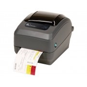 Zebra GX430T Labelprinter Warmtetransmissie 300 x 300 dpi Etikettenbreedte (max.): 110 mm USB, RS-232, Parallel