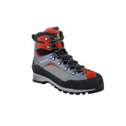 Scarpa R-Evo Trek GTX - Gray/Red - Bottes Trekking 45.5