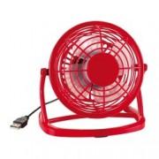 Ventilator USB North Wind Red