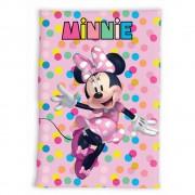 Minnie egér Muffin takaró
