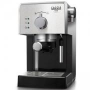 Кафемашина GAGGIA Viva Deluxe RI8435/11, Устройство за разбиване на мляко, Черен/Сребрист