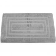 Badmat Licht Grijs 50x85cm - Zinc