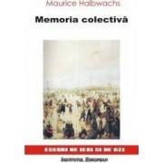 Memoria colectiva - Maurice Halbwachs