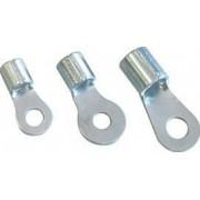 Papuc inelar neizolat,cupru electrolitic stanat - 2,5mm2, M12, (d1=3mm, d2=13mm) SZ25-12 - Tracon