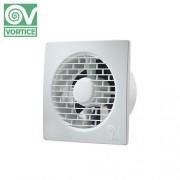 Ventilator axial de perete Vortice Punto Filo - Brass Bearing MF 100/4 T, debit 85 mc/h