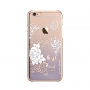 Carcasa iPhone 6/6S Devia Crystal Charm Blue (Cristale Swarovski�, electroplacat)