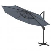 Kazuar M Grafit kerti napernyő