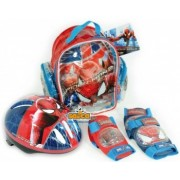 Set protectii Saica Spiderman
