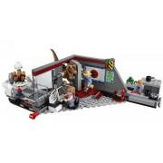 Lego jurský svět 75932: hon na velociraptora