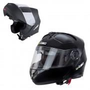 W-tec Výklopná Moto Helma W-Tec Vexamo Černá Xl (61-62)