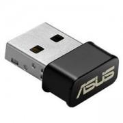 Безжичен нано адаптер ASUS USB-AC53 NANO