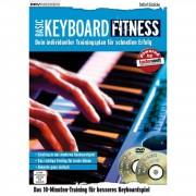 PPV Medien Basic Keyboard Fitness Detlef Gödicke, Buch, CD, DVD