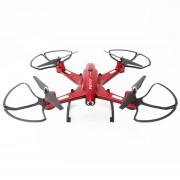 Drone Quadcopter FQ777 FQ02W 0.5MP Camera-rojo