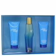 Liz Claiborne Mambo Mix Eau De Cologne Spray 3.4oz/100mL + After Shave Soother 3.4oz/100mL + Shower Gel 3.4oz/100mL 489512