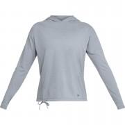 Under Armour Women's Threadborne Hoody - Grey - XS - Grey