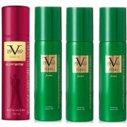 versace 1 supreme 3 impulse ( pack of 4)
