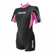 SEAC dames wetsuit shorty Relax, maat 2XL