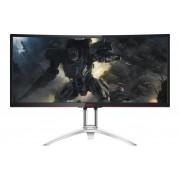 "AOC AGON AG352UCG6 monitor, 35"", WQHD, 120Hz, G-Sync, MVA"