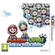 Mario & Luigi: Dream Team Bros, за 3DS