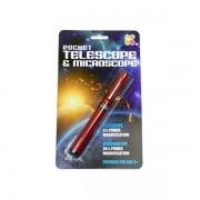 Microscop/telescop de buzunar