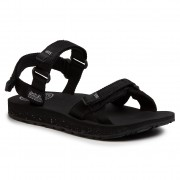 Sandale JACK WOLFSKIN - Outfresh Sandal W 4039461 Black/Light Grey
