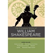 The Complete Works of William Shakespeare: Works Include: Romeo and Juliet; The Taming of the Shrew; The Merchant of Venice; Macbeth; Hamlet; A Midsum, Hardcover/William Shakespeare