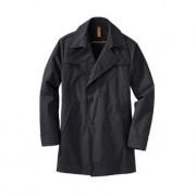EtaProof® Baumwoll-Wettermantel, 48 - Marine
