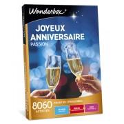 Wonderbox Coffret cadeau Joyeux anniversaire Passion - Wonderbox