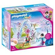 Playmobil Magic, Poarta de cristal si taramul inghetat