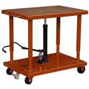 Rolléco Table de mise à niveau hydraulique 1800 kg L. 610 x l.915 mm
