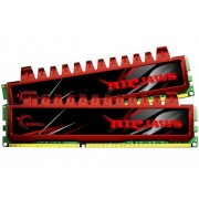 G.SKILL RipjawsX 4GB [2x2GB 1600MHz DDR3 CL9 1.5V XMP DIMM]
