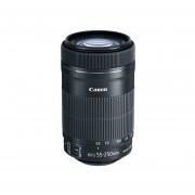 Lente Canon EF-S 55-250 f/4-5.6 IS STM - Negro