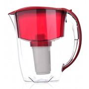 AQUAPHOR Dzbanek filtrujący Aquaphor Prestige 2,8 L czerwony + 1 wkład B100-5