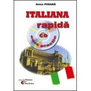 Italiana rapida - curs practic (include CD)