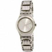 Ceas Swatch dama Irony YSS304G argintiu Stainless-Steel Quartz