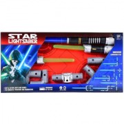 Space Wars Series Planet Of Toys Lightsaber Flashing Lightsaber With Various Extensions (Led Lights And Sound)