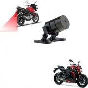 Auto Addict Bike Styling Led Laser Safety Warning Lights Fog Lamp Brake Lamp Running Tail Light-12V For Suzuki GSX S1000