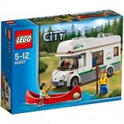Lego (LEGO) City Camper ?Camper Van ?60057?