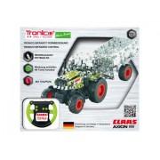 Tronico Micro Series Claas Axion 850 Traktor mit Kippanhänger inkl. Infrarot Fe;
